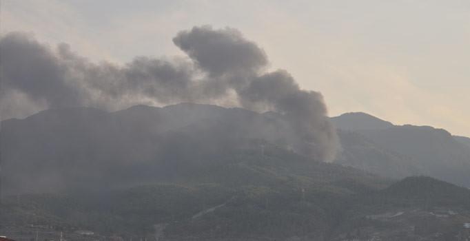 Dörtyol'da PKK'lı teröristler taş ocağına saldırdı