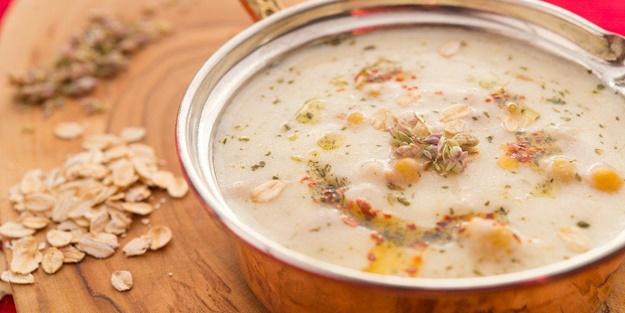 Dövme çorbası nasıl yapılır? Lezzetli dövme çorbası tarifi ve malzemeleri