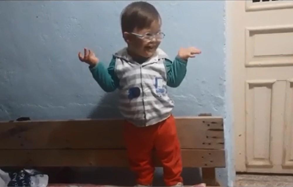 Down sendromlu ve otizmli çocukların en güzel heyecanı