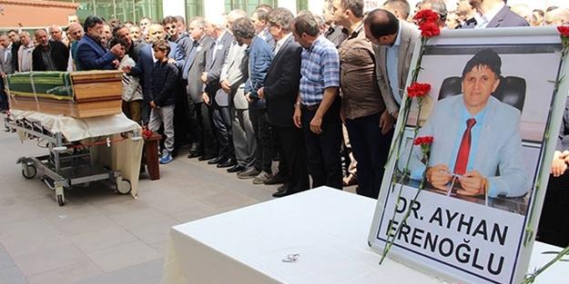 Dr. Ayhan Erenoğlu'nu kaybettik...