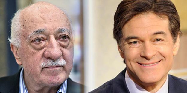 'Dr. Mehmet Öz ABD'de Fetullah Gülen'i...'