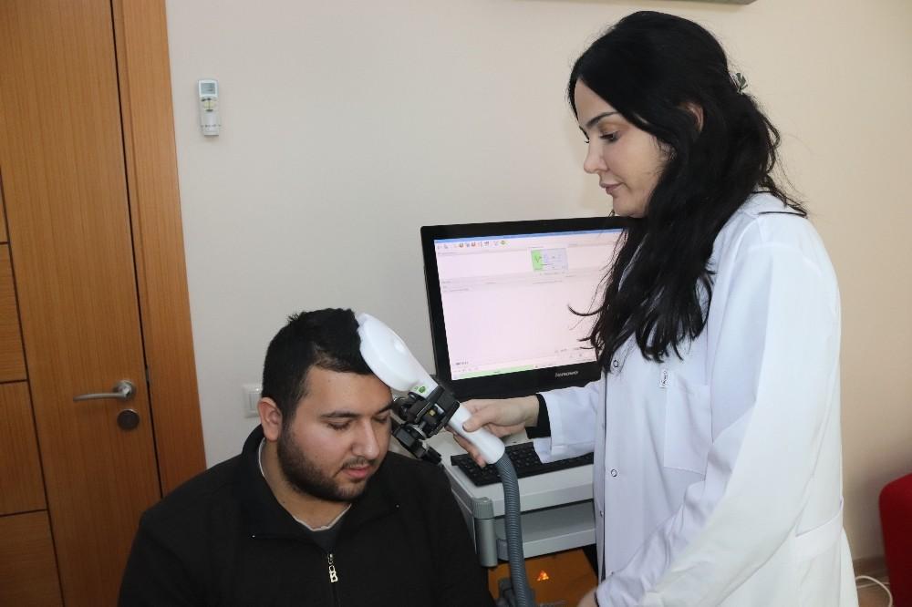 """Dr. Özkaynak: """"TMU seanslarıyla odaklanma sorunu bitiyor"""