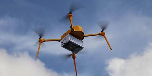 Drone ile kargo dönemi başlıyor! Pilot il belli oldu