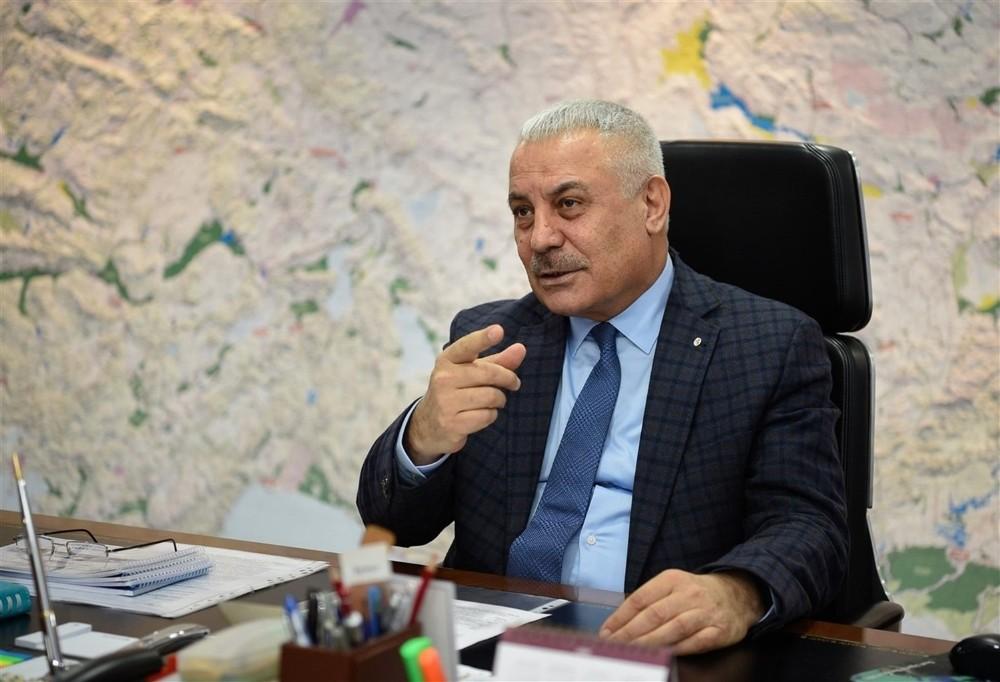 DSİ Kayseri'de 355 bin 935 dekar araziyi sulamaya açtı