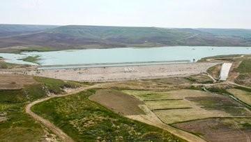 DSİ Nevşehir'de 3 baraj ve 1 gölet inşa etti