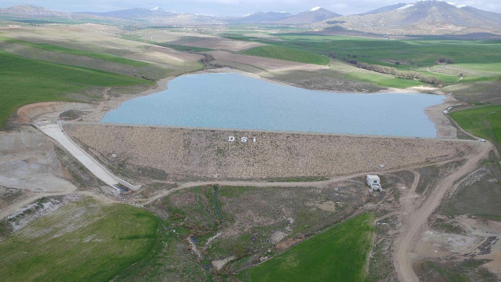DSİ'den Aksaray'a 228 milyon liralık yatırım