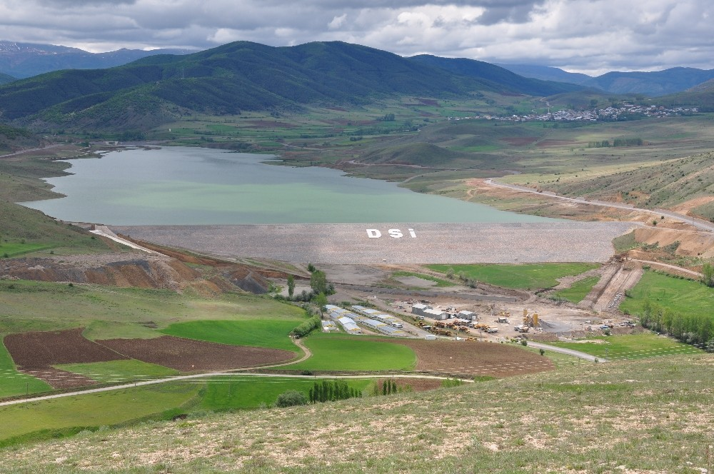 DSİ'den barajlar şehri Gümüşhane'ye yatırım sağanağı