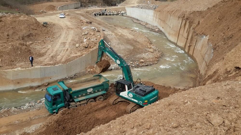 DSİ'den fındığın başkenti Giresun'a 8 baraj, 2 gölet