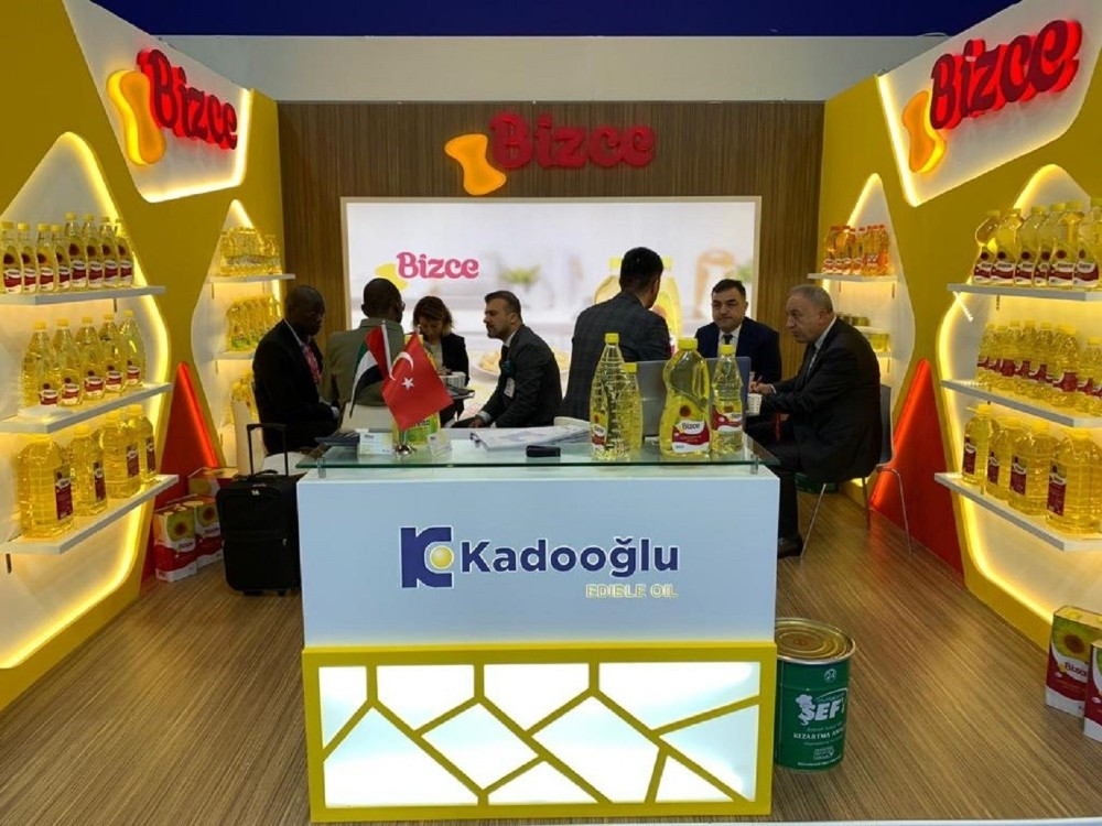 Dubai Gulfood 2020 fuarında Bizce Yağ'a büyük ilgi