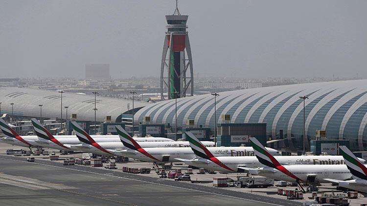 Dubai Havalimanı'nda şüpheli İHA hareketliliği!