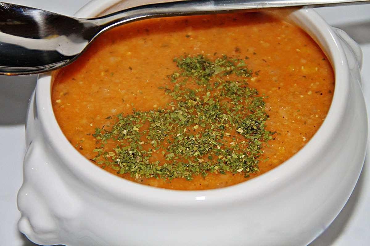 Düdüklüde ezogelin çorba tarifi | Düdüklü tencerede ezogelin çorbası nasıl yapılır?