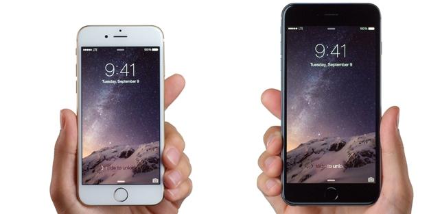 Dumanı algılayan iPhone