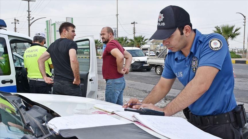 'Dumansız Araç Uygulaması'nda 5 bin 63 kişiye para cezası
