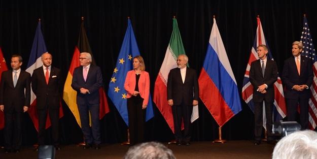 Dünya basınında 'nükleer müzakere'