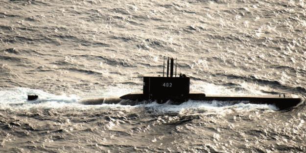 Dünya bu olayı konuşuyor! Askeri denizaltı tatbikatta kayboldu