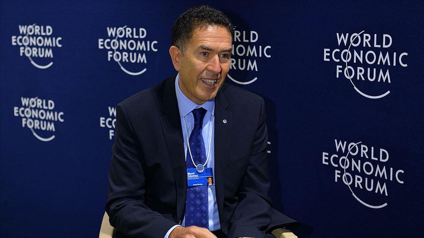 Dünya Ekonomik Forumu Genel Müdürü Sönmez: Türkiye'nin güçlenen stratejik konumu gelecekte ülkeyi daha cazip yapacak