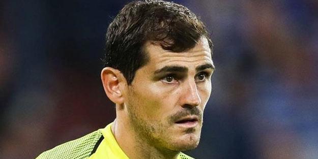 Dünya futbolu şokta! Casillas kalp krizi geçirdi