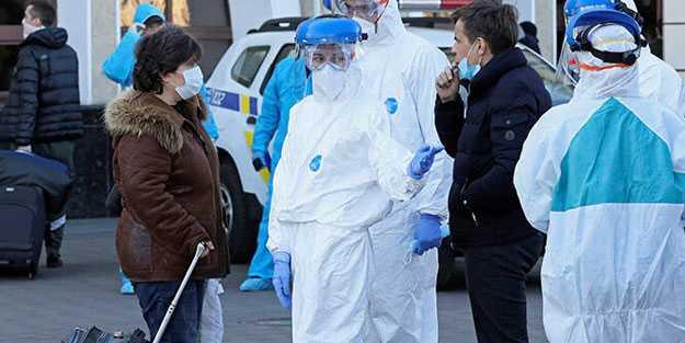 Dünya genelinde koronavirüs hızla yayılmaya devam ediyor