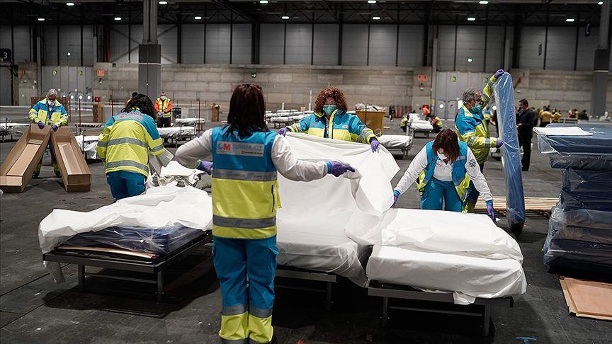 Dünya genelinde yeni tip koronavirüs bulaşan kişi sayısı 339 bini geçti