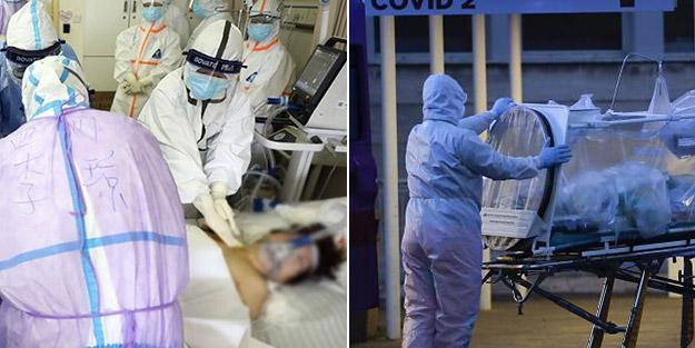 Dünya gündemine bomba gibi düşen korona açıklaması! 'Küresel enfeksiyon'