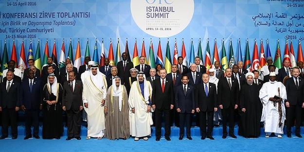Dünya İslam ülkelerinin 'Kudüs' kararını böyle gördü