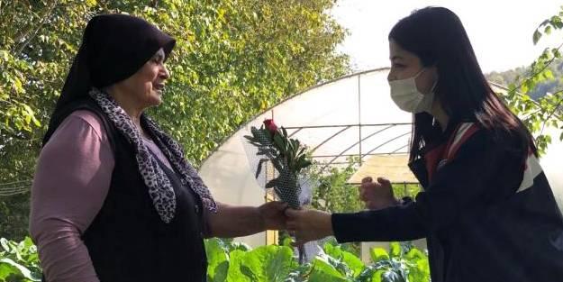 """""""Dünya Kadın Çiftçiler Günü"""