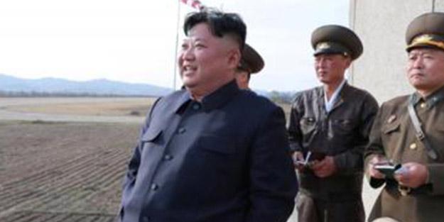 Dünya koronavirüse çare ararken Kuzey Kore'den füze hamlesi