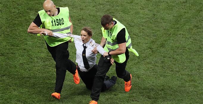 Dünya Kupası finalinde sahaya girenlerin kim olduğu deşifre oldu