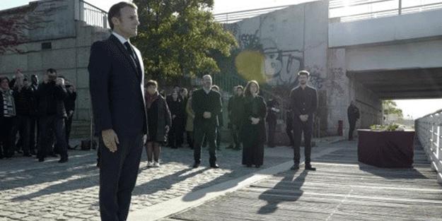 Dünya Macron'un Cezayirlilere karşı attığı adımı konuşuyor! Fransa tarihinde ilk kez oldu
