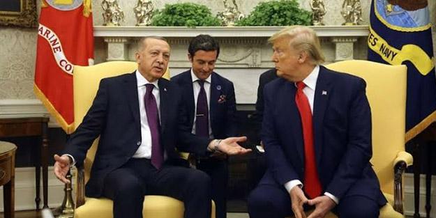 Dünya medyası Erdoğan'ın ABD ziyaretini böyle gördü