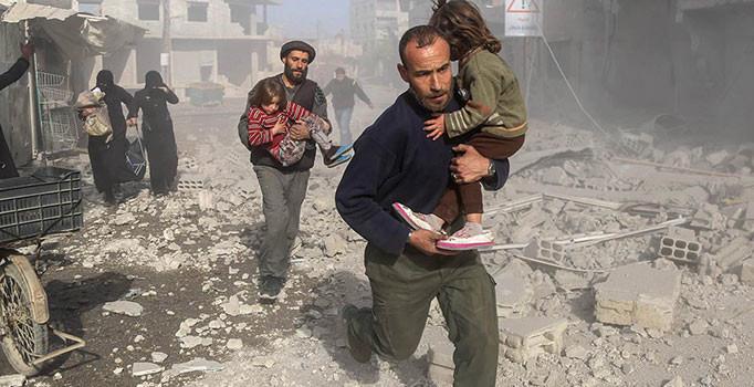 Dünya Sağlık Örgütü'nden Esed rejimine tepki