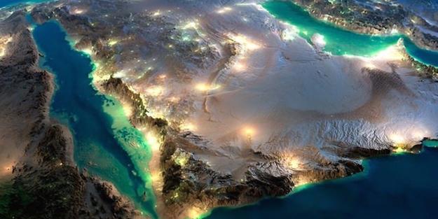 Dünya uzaydan böyle görünüyor - FOTO