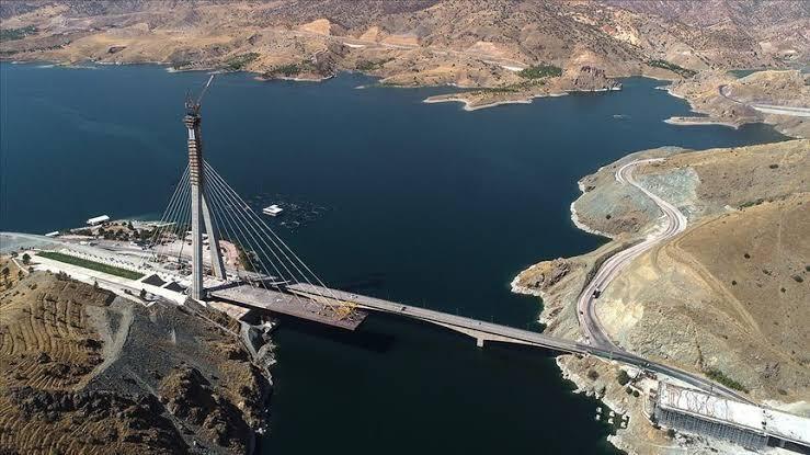 Dünyada 4'üncü olacak köprü! Temmuz'da açılıyor