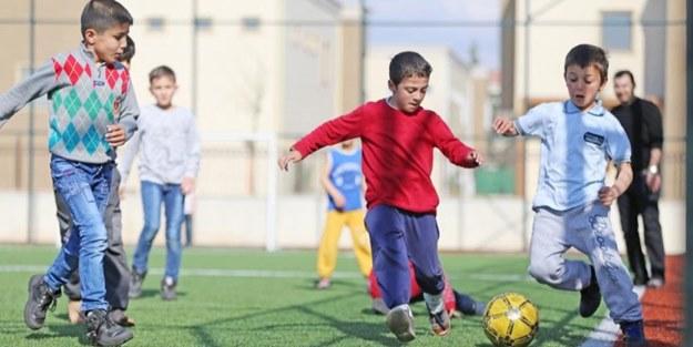 Dünyada bir ilk! Yetimler için Türkiye'de kurulan köy, çocukları geleceğe hazırlıyor