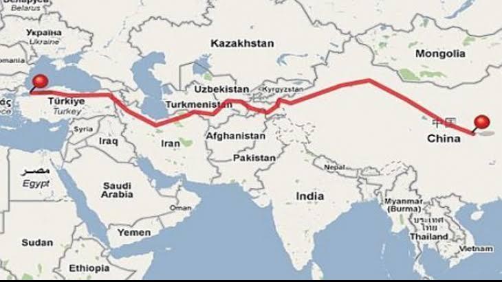Dünyada sadece Türkiye'nin sahip olduğu bir özellik! Yeni İpek Yolu'ndaki müthiş avantaj...
