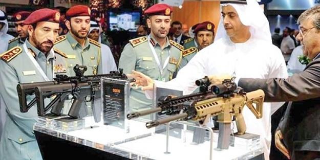 Dünyada silah satışları patladı