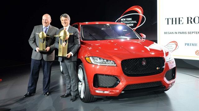 Dünyada Yılın Otomobili Ödülleri Açıklandı