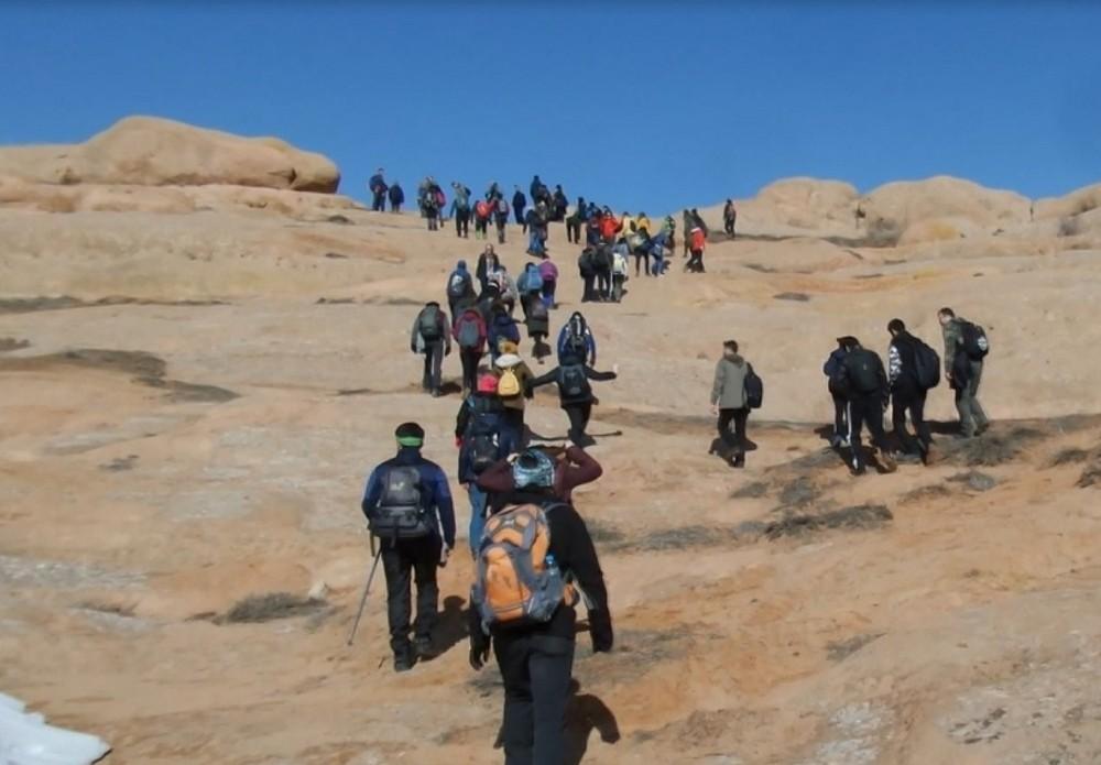 DÜNYADAKİ MARS 'SİVADOKYA' ZİYARETÇİ AKININA UĞRUYOR