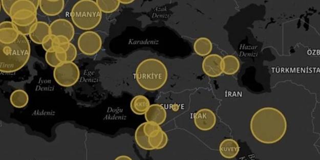 Dünyadaki son durum yer alıyor! Cumhurbaşkanlığı'ndan koronavirüs sitesi
