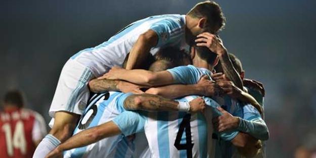 Dünyanın beklediği karar açıklandı! İşte Arjantin'in kadrosu...