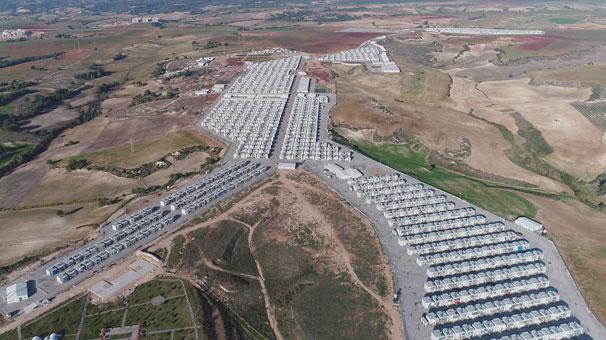 Dünyanın en büyük konteyner kenti o ilimizde