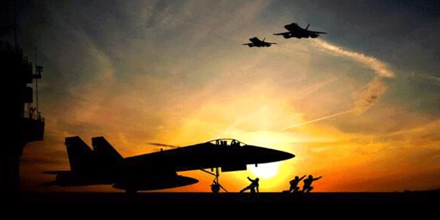 Dünyanın en güçlü hava kuvvetleri belli oldu! İşte Türkiye'nin sıralamadaki yeri