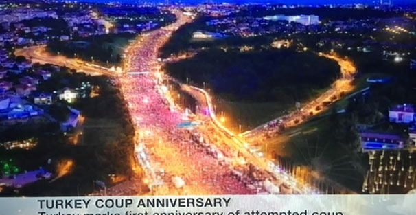 Dünyanın gözü Türkiye'de! BBC canlı yayında böyle duyurdu