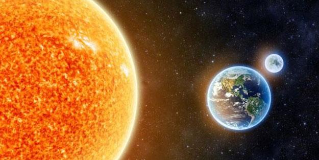 Dünyanın güneş etrafındaki dönüş hızı arttı! 2021 daha kısa olacak