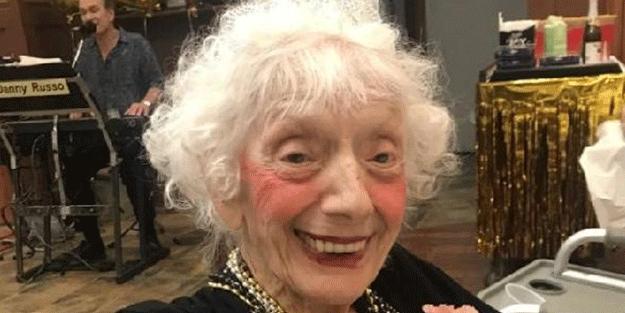 Dünyanın konuştuğu 102 yaşındaki kadın koronavirüs rekoru kırdı!