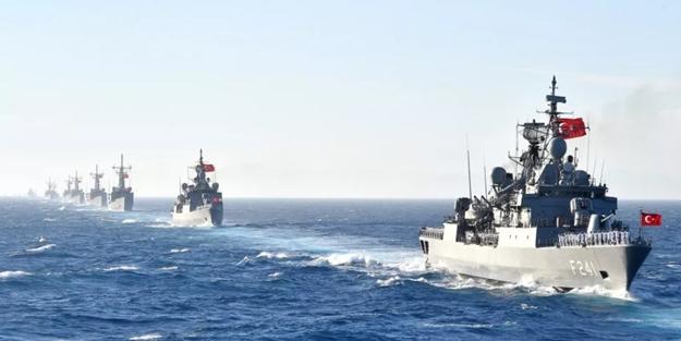 Dünyaya açıkladılar! Türkiye'nin 149 savaş gemisi...