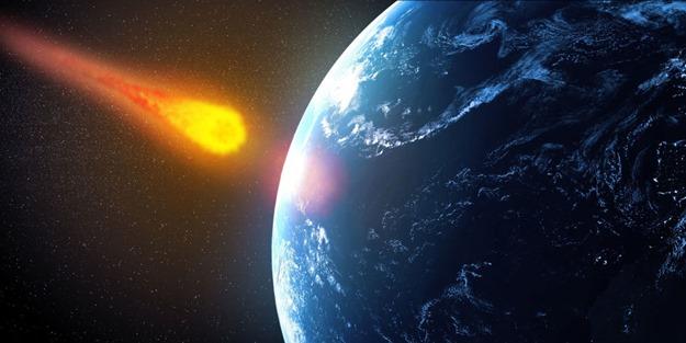 Dünya'ya asteroid ziyareti