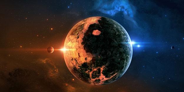 Dünyaya benzeyen gezegen keşfedildi!