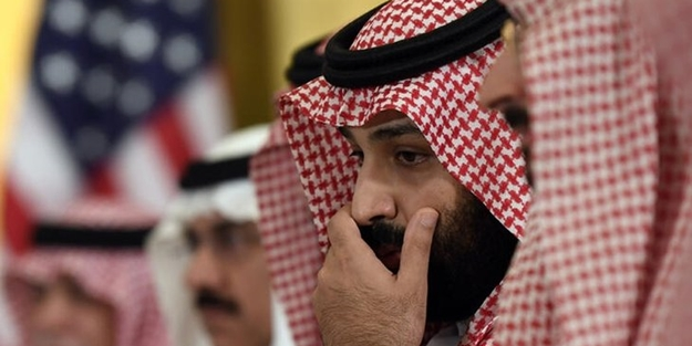 Dünyaya duyurdular... Prens Selman şokta!