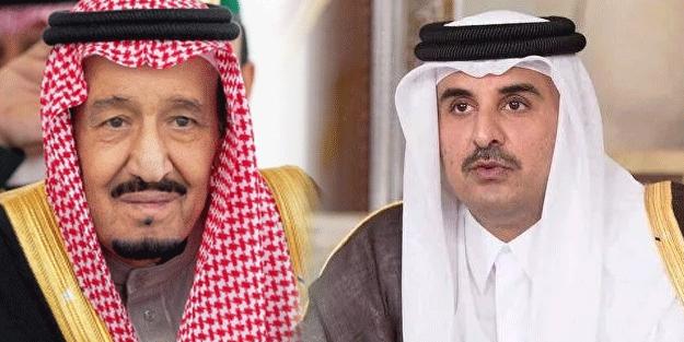 Dünyaya duyurdular... S. Arabistan'dan Katar kararı